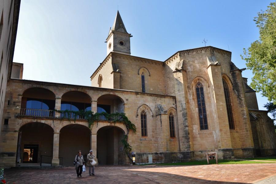 El monestir d'Avellanes