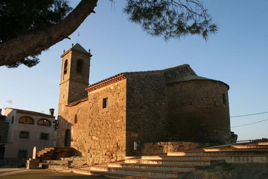 Iglesia de Coscó